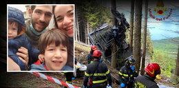 Chłopczyk jako jedyny przeżył tragedię kolejki górskiej we Włoszech i... zniknął