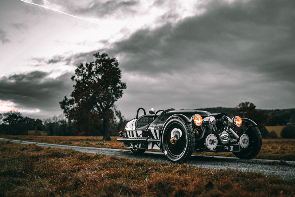 Morgan 3 Wheeler P101