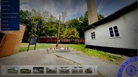 Wirtualne zwiedzanie byłego niemieckiego obozu koncentracyjnego Stutthof