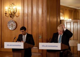 Koronawirus w Wielkiej Brytanii: Rząd wydłuża dotowanie pensji osób urlopowanych do końca października
