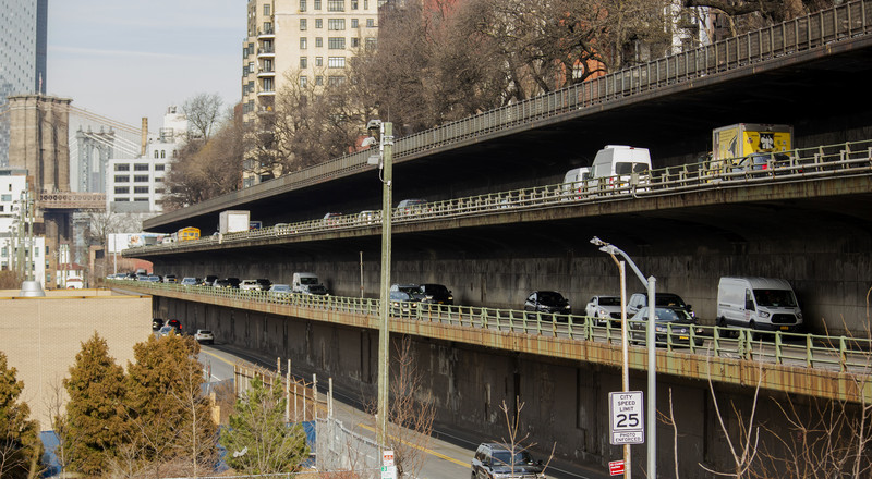 Fix for a Hated NYC Highway: How About an $11 Billion Tunnel?