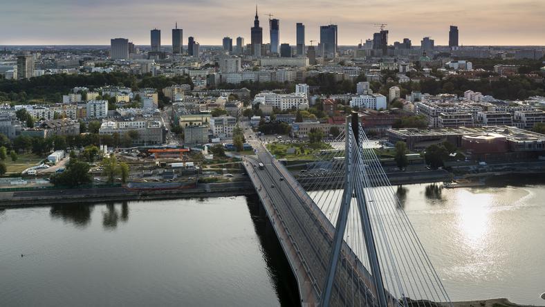 Dziś odbędzie się rozświetlenie iluminacji w Warszawie