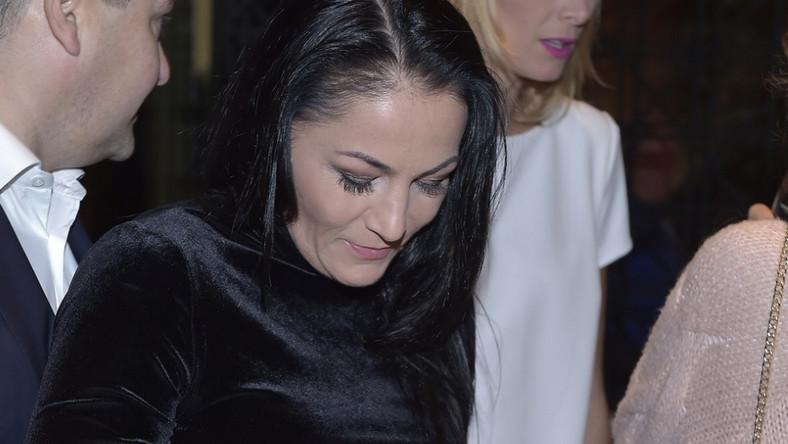 Była sportsmenka, a obecnie reporterka TVN pojawiła się wczoraj na otwarciu nowej restauracji z japońskim jedzeniem w Warszawie...