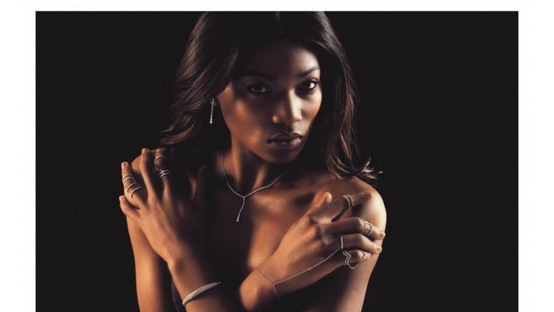 """Na zdjęciach dla magazynu """"Apart Fashion & Style Magazyn"""" zwyciężczyni ostatniej edycji programu Top Model prezentuje najnowsze trendy w biżuterii srebrnej."""