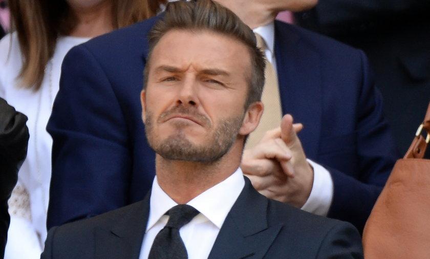 David Beckham nowym Bondem