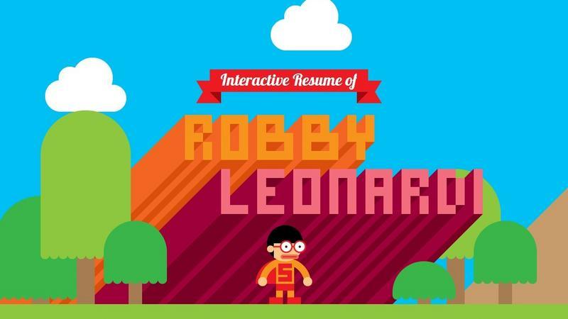 Robby Leonardi - nietypowe CV