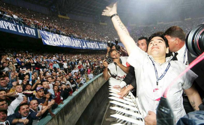 Nie żyje legenda Diego Maradona