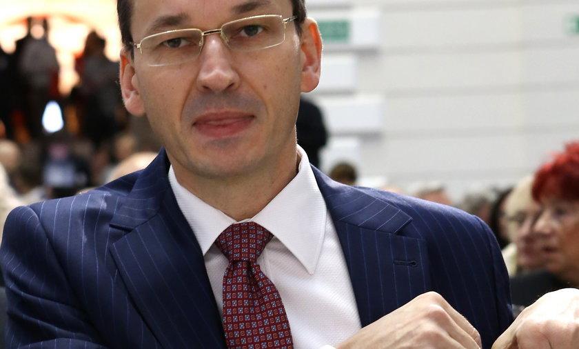 Morawiecki zarobił w zeszłym roku ponad 3 mln zł!