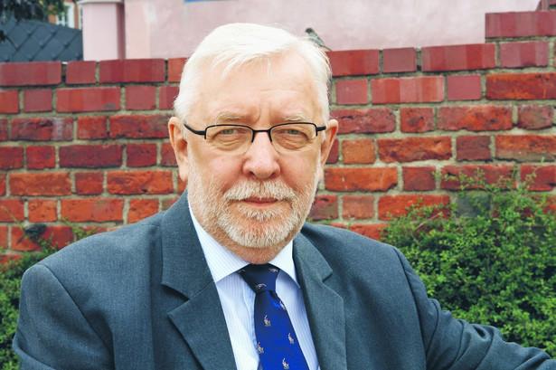 Jerzy Stępień/ fot. Wojtek Górski