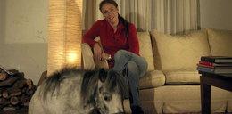 Wajda mieszka z... koniem