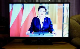 Szydło: Reżyserzy ostatnich wydarzeń muszą dziś usłyszeć: źle czynicie, szkodzicie Polsce
