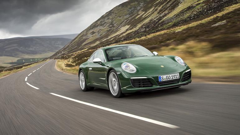 Milionowe Porsche 911