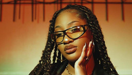 Tems is a singer who is best known for featuring in the song Essence with Wizkid {Instagram/temsbaby}