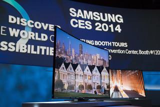 CES 2014: Samsung prezentuje cztery nowe tablety PRO oraz elastyczny telewizor 4K