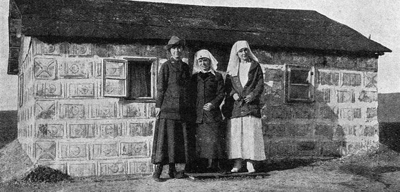 American Red Cross nurses in Serbia during the First World War profimedia