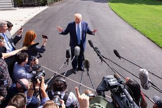 Prezydent Donald Trump zostanie uniewinniony