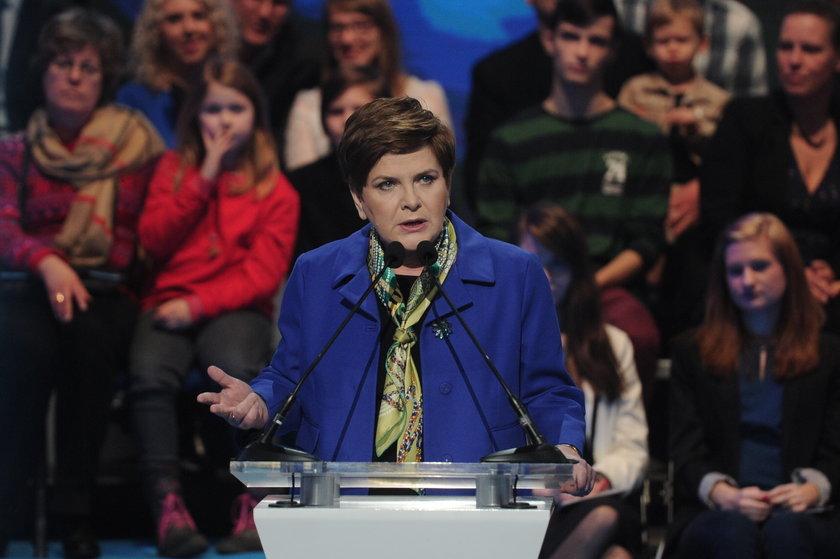 Duda chce Szydło jako premiera rządu