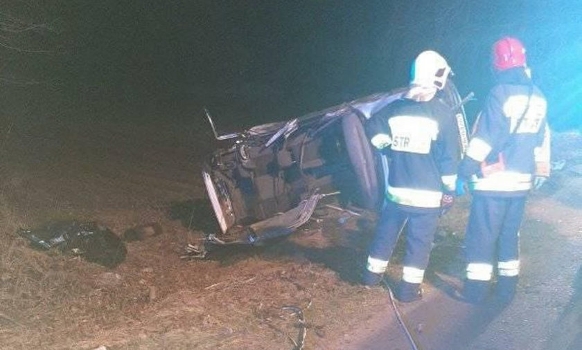 Tragiczny wypadek w Barczewku.