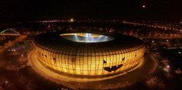 Stadion świecił jak dynia!