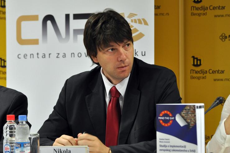 Nikola Jovanović foto Promo Medija centar Beograd