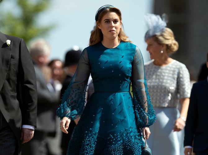 Bila je među najzapaženijim zvanicama na venčanju: Nosila je haljinu OVE BEOGRAĐANKE