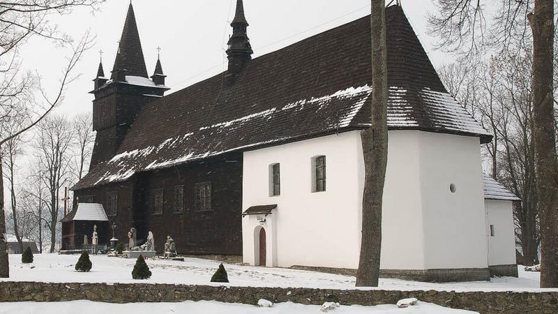 Kościół w Orawce