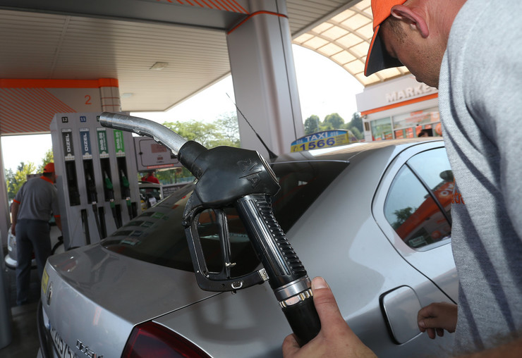 Banjaluka Akcize na gorivo Pumpa