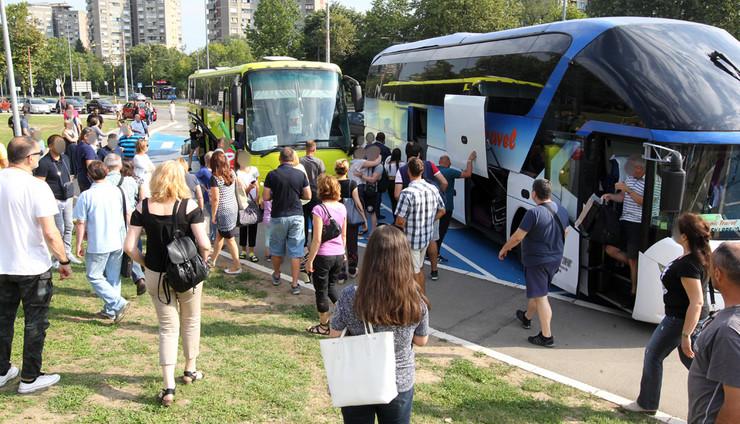 autobus BLUROVAN foto RAS Petar Dimitrijevic