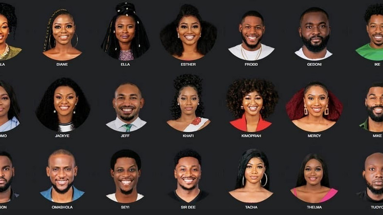 Find out all about the 21 housemates for BBNaija season