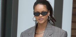 Rihanna znów wyszła na miasto w łachmanach