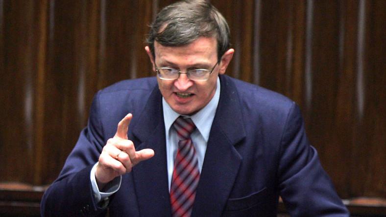 Poseł Cymański: Prezydent został oszukany