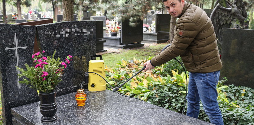 Posprzątają za Ciebie groby bliskich
