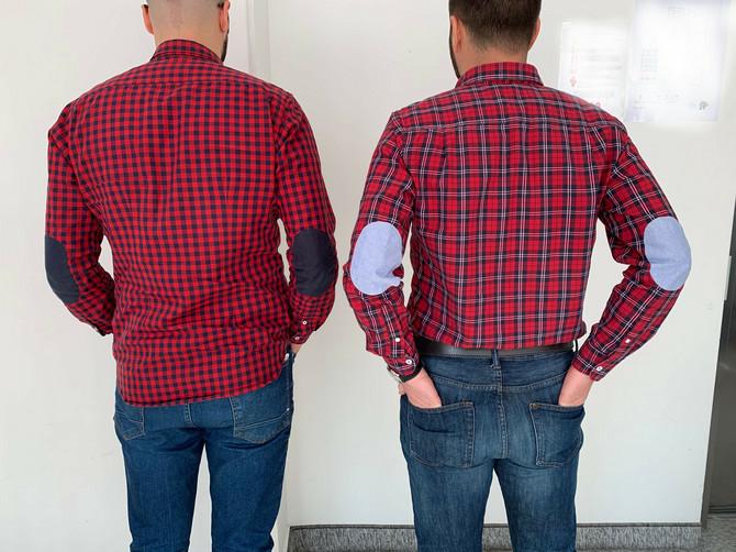 Naše kolege pojavile su se u redakciji u identičnim košuljama