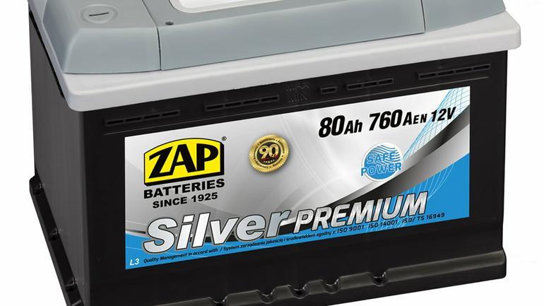 Akumulator ZAP Sznajder Batterien