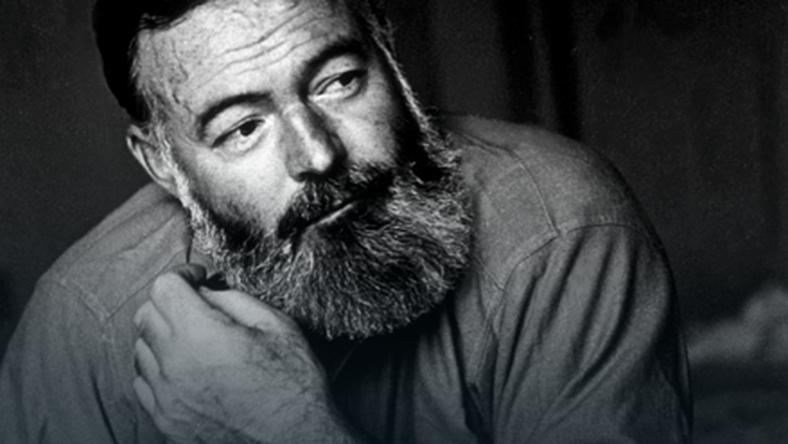 Ernest Hemingway (1899-1961). Fot. Getty Images