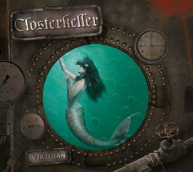 """Closterkeller - """"Viridian"""""""