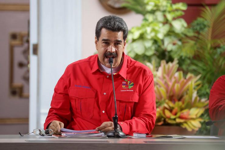 Nikolas Maduro EPA EFE - RAYNER PENA
