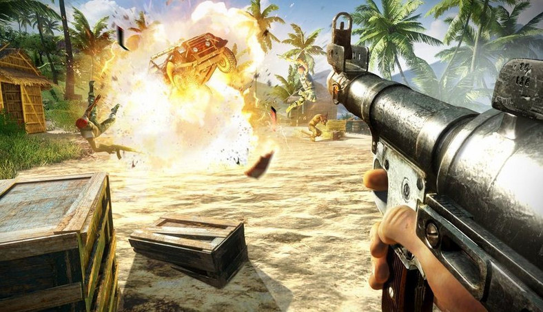 RPG-7 w Far Cry'u 3