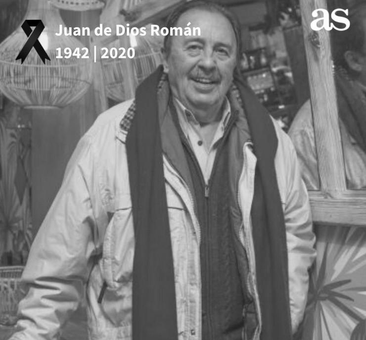 Huan de Dios Ramon, rukomet Španija, smrt