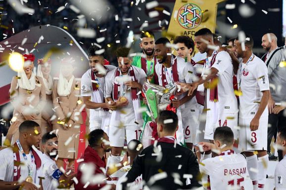 Fudbaleri Katara slave pobedu i finalu nad Japanom