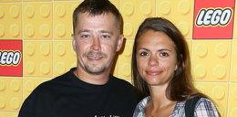Odważne zdjęcie żony polskiego aktora. Zrobiła to!