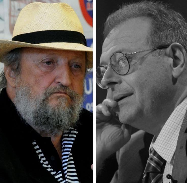 Petar Božović, Boris Komnenić