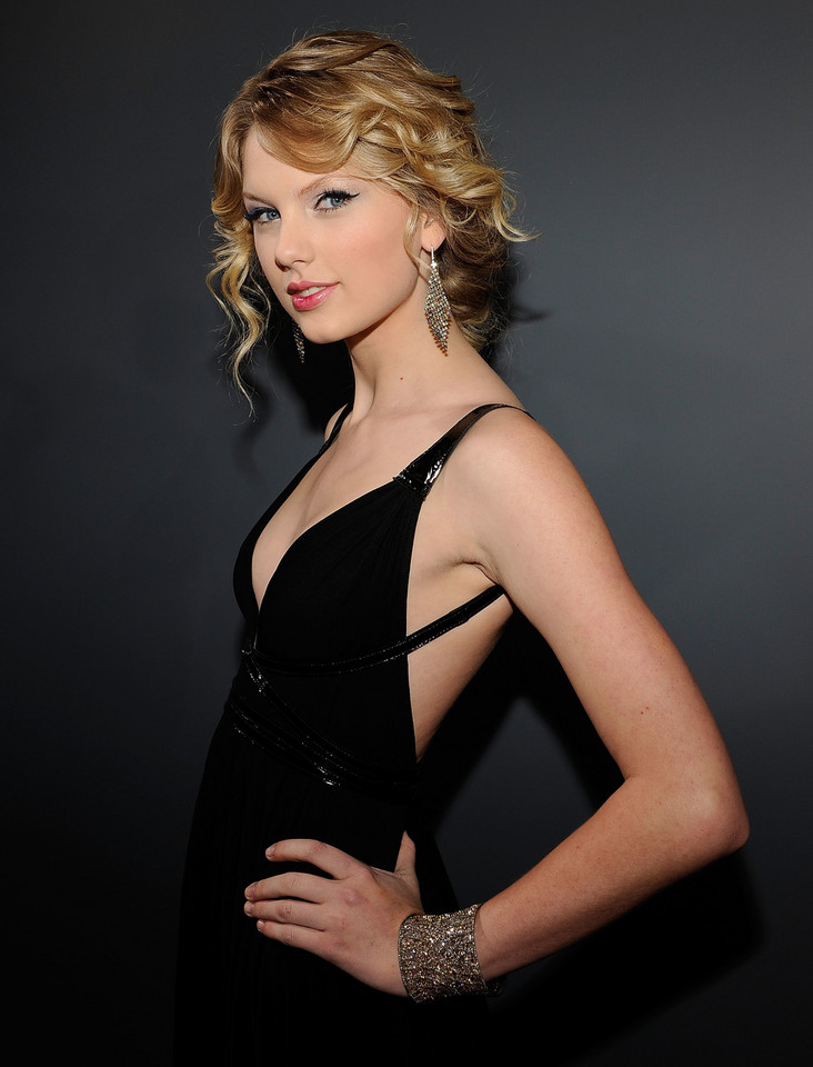 Taylor Swift w 2009 roku