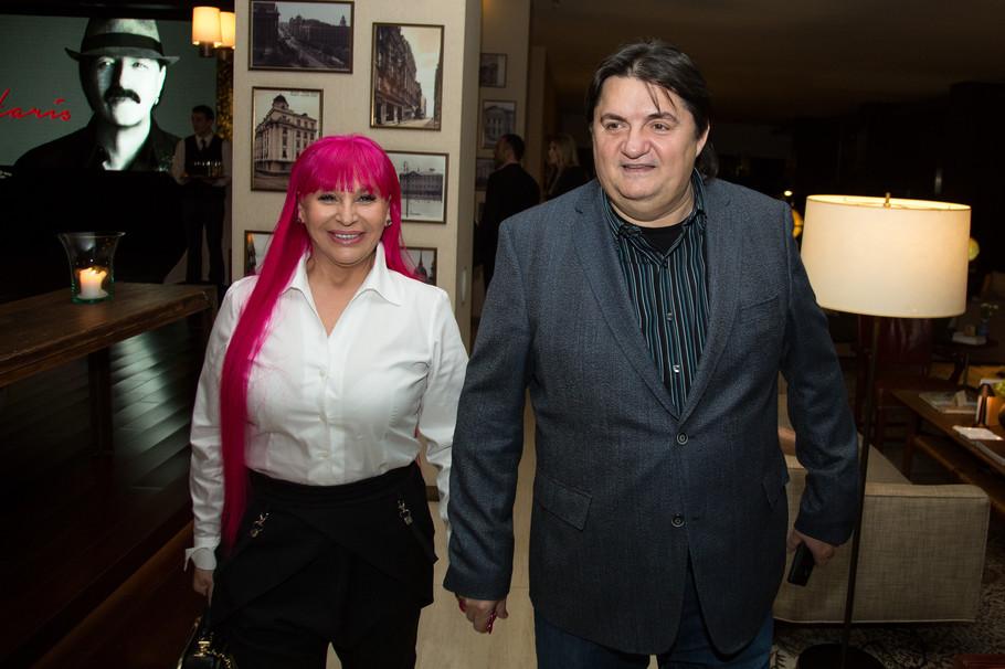 Zorica Brunclik i Miroljub Aranđelović Kemiš