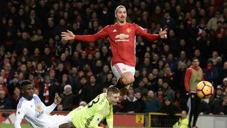 Swedish veteran Zlatan Ibrahimovic, having endured a mini-drought in the autumn, has well and truly put that behind him