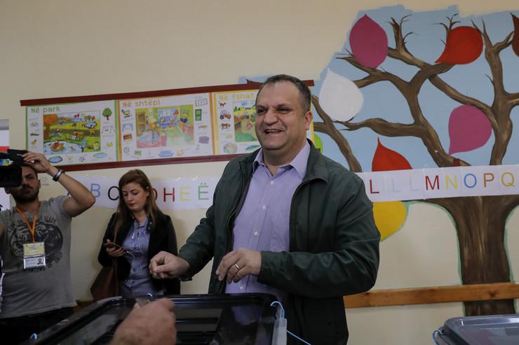 Špend Ahmeti, EPA - VALDRIN XHEMAJ