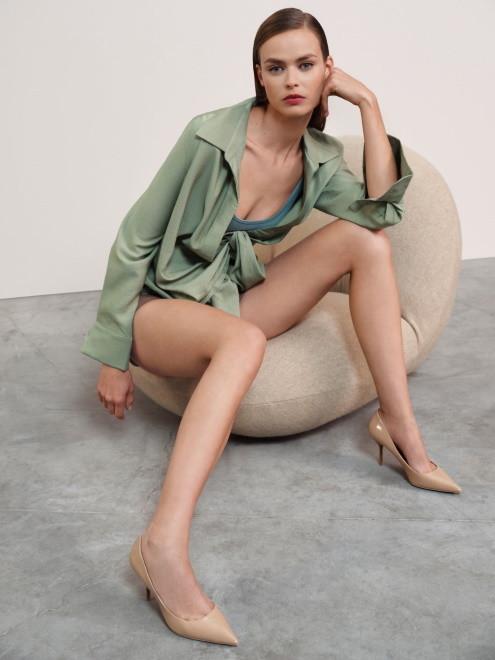 Kampania wizerunkowa kolekcji Gino Rossi Simple Chic