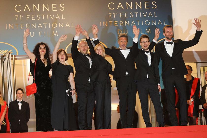 Polacy w Cannes