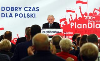 Borowiak: Za rządów PiS wzrosły najniższe emerytury i renty
