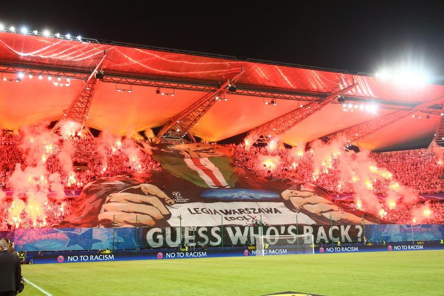 Modernistyczne Porażka Legii. UEFA odrzuciła odwołanie w sprawie meczu z Realem w DP17